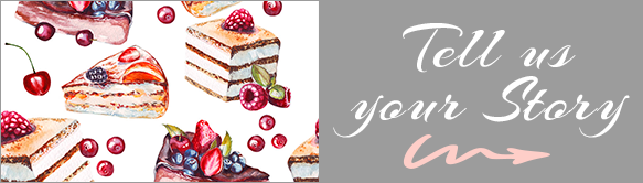 submit your guest posts about Cakes and Baking