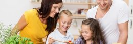 Making Cooking A Family Friendly Activity